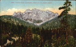 Castle Crags, Shasta Route