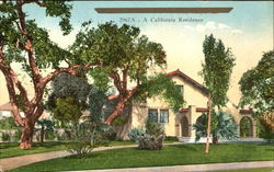 A California Residence