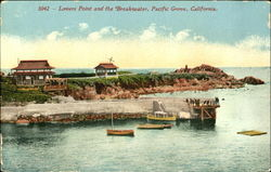 Lovers Point And The Breakwater