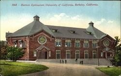 Harmon Gymnasium, University of California