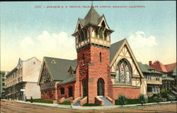 Epworth M. E. Church, Telegraph Avenue