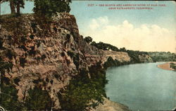 The Bluffs And American River At Fair Oaks