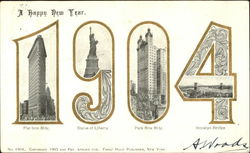 A Happy New Year 1904