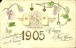 1905 A Happy New Year