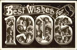 Best Wishes For 1906