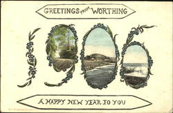 Greetings From Worthing 1906