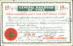 General Railroad Of Time