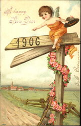 A Happy New Year 1906
