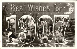 Best Wishes For 1907