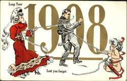 Leap Year 1908 Lest You Forget