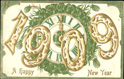1909 A Happy New Year