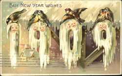 Best New Yeary Wishes 1909
