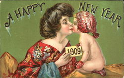 A Happy New Year 1909