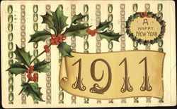 A Happy New Year 1911