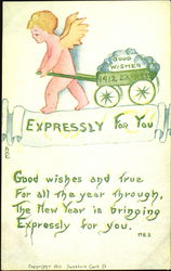 Good Wishes 1912 Expressly For You