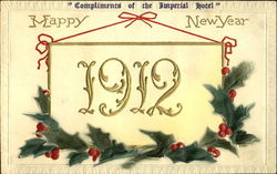 Happy New Year 1912