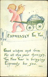 Good Wishes 1913 Expressly For You