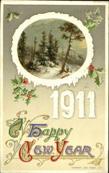 1911 A Happy New Year