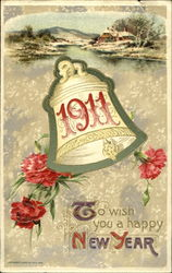 1911To Wish You A Happy New Year