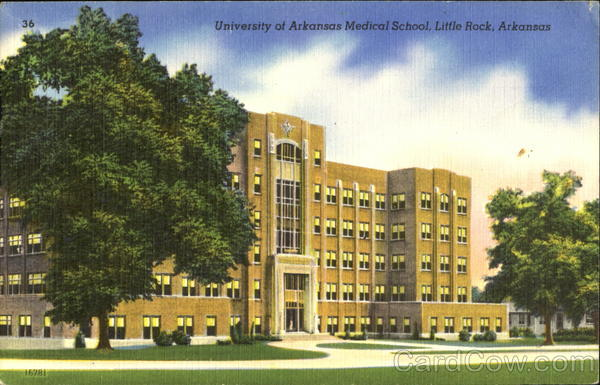 University Of Arkansas Medical School Little Rock
