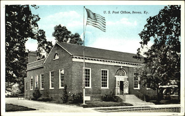 U. S. Post Office Berea Kentucky
