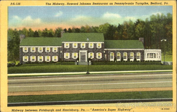 The Midway Bedford Pennsylvania