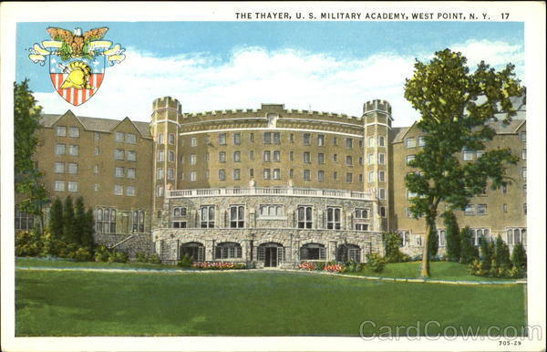 The Thayer U. S. Military Academy West Point New York