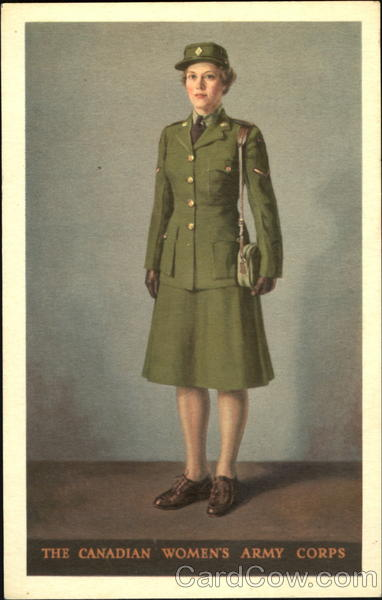 The Canadian Women's Army Corps