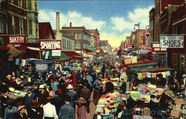 Image result for maxwell street market