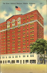 The Hotel Admiral Semmes