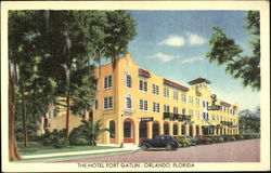 The Hotel Fort Gatlin