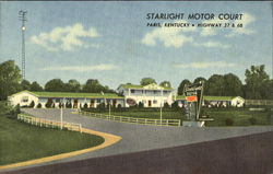 Starlight Motor Court, Highway 27 & 68