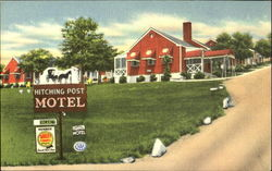 Hitching Post Motel, U. S. 11 and 220