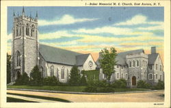 Baker Memorial M. E. Church