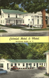 The Colonial Hotel & Motel, 701 Franklin St