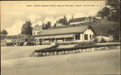 Mary Jane's Dining Room And Alton Bay Lodge