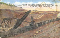 Hull-Rust Mine Postcard