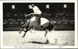 Rodeos Vintage Postcards Amp Images