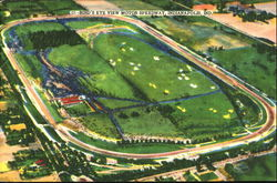 Bird's Eye View Motor Speedway