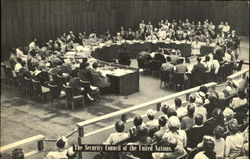 The Security Council Of The United Nations