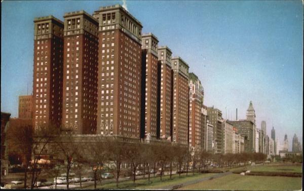 The Conrad Hilton Hotel Chicago, IL