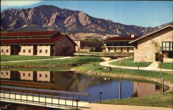 Kittredge Residence Hall Boulder Colorado