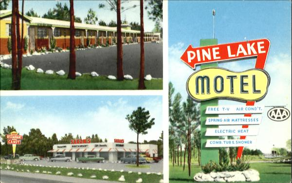 Pine Lake Motel Montgomery Alabama