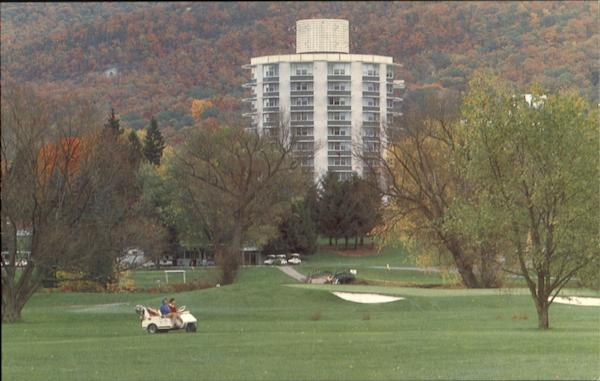 The Nevele Country Club Elenville New York