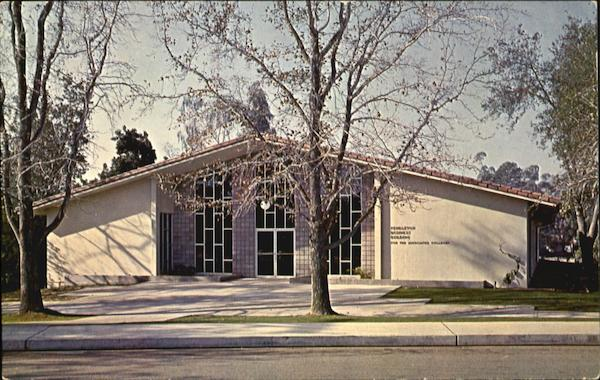 Pendleton Business Building Claremont California