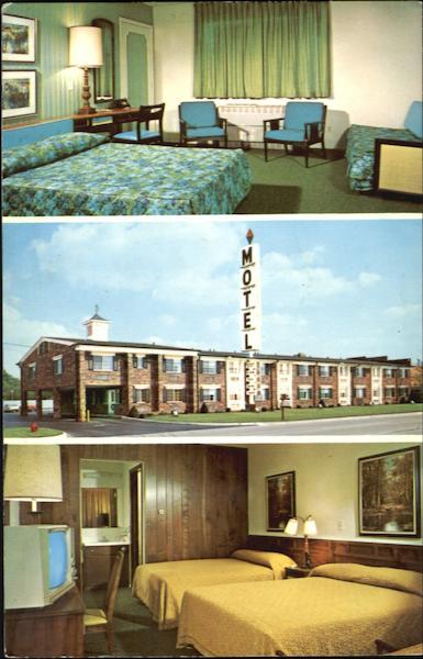 Motel  In Southfield Mi