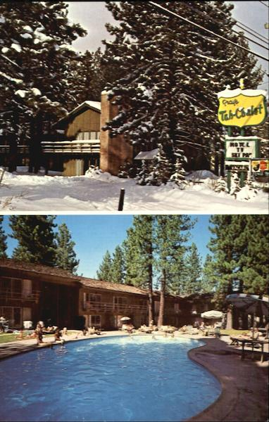 Play-Chalet Motel South Lake Tahoe California