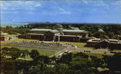 Museum of Science and Industry, Jackson Park Postcard