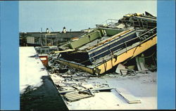 Devastation of the Great Alaskan Earthquake of Good Friday 1964