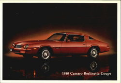 1980 Camaro Berlinetta Coupe